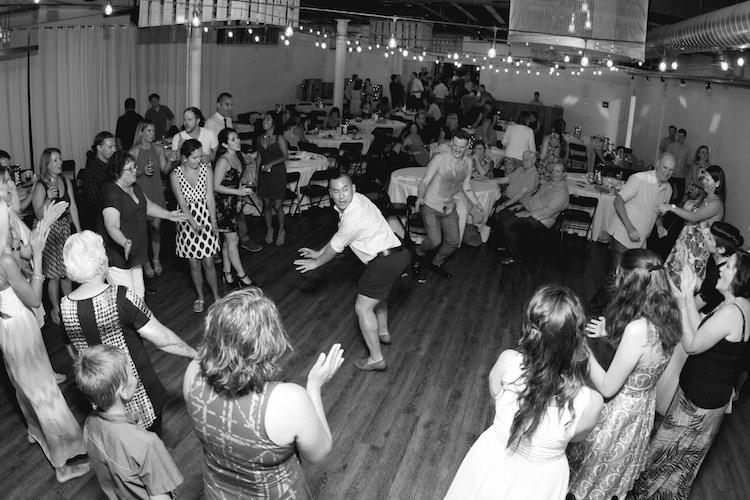 fun dance floor dj