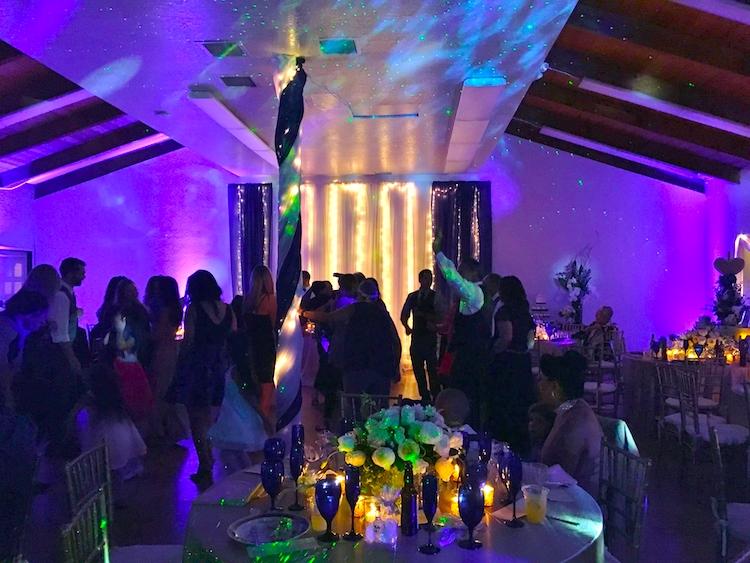 wedding lights san diego