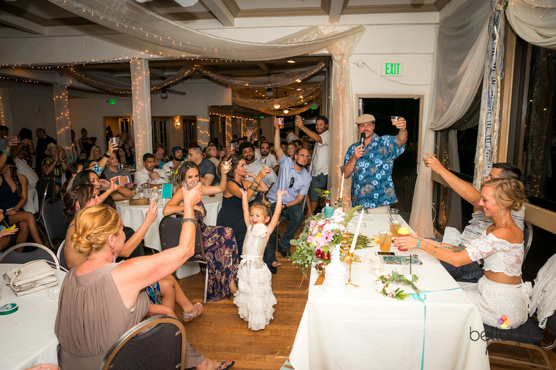 wedding toasts san diego