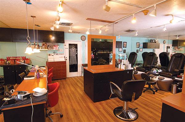 hair station