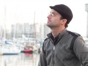 Ingmar Weber at the Port Vell, Barcelona