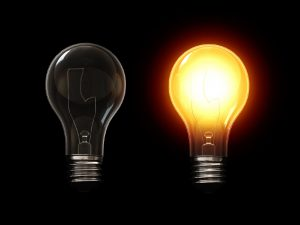 off-and-on-bulb