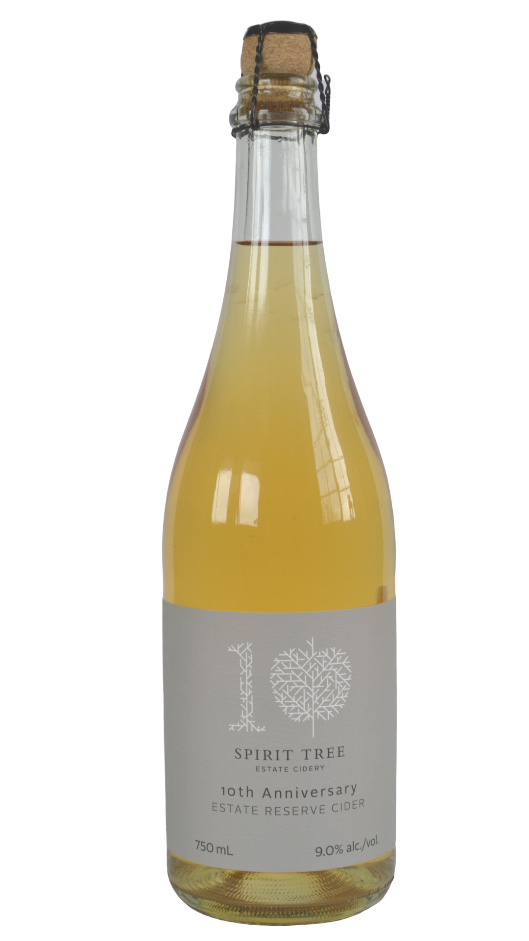 10th Anniversary Cider