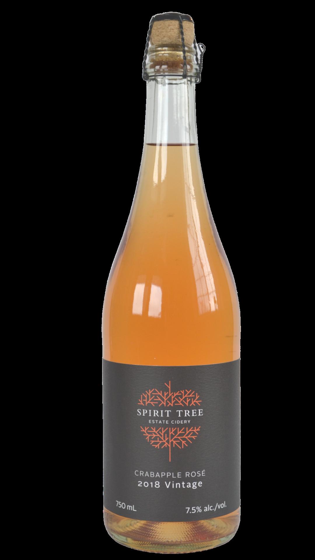 Crabapple Rose Cider