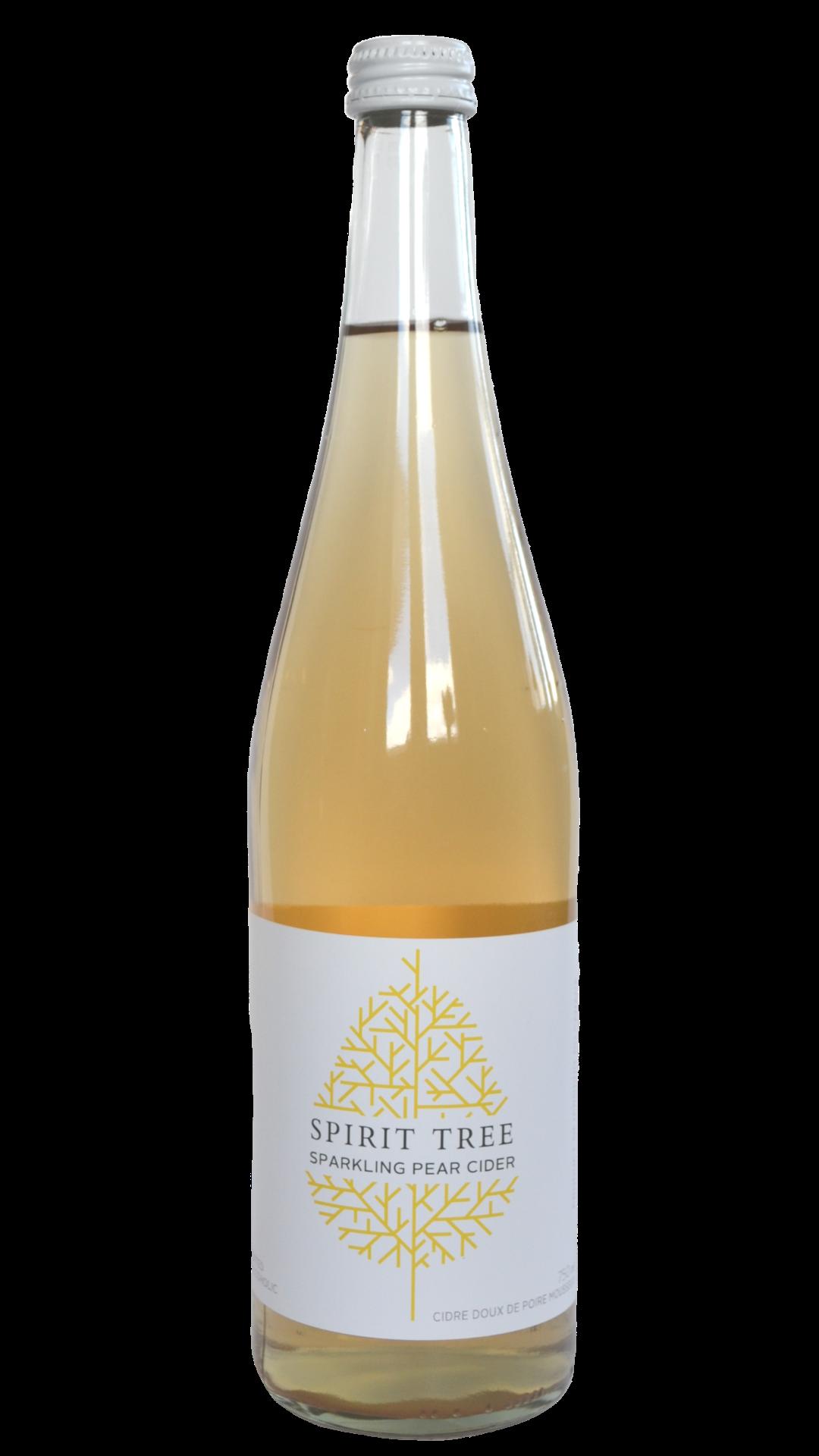 Sparkling Pear Cider