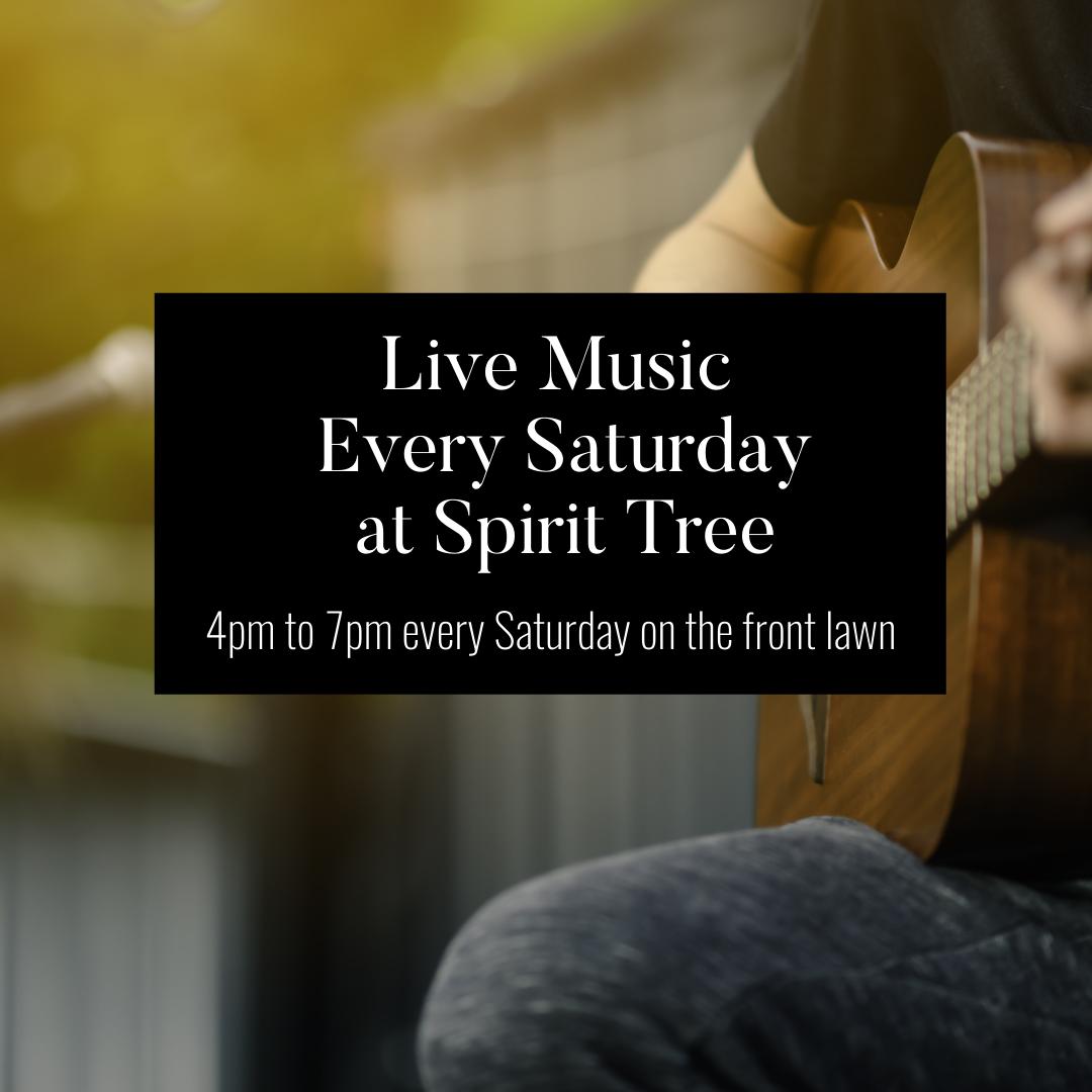 Live music series