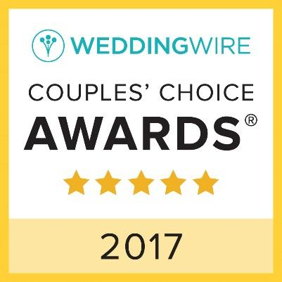 Wedding Wire Bride's Choice Awards 2017