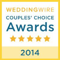 Wedding Wire Bride's Choice Awards 2014