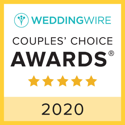 Wedding Wire Bride's Choice Awards 2020