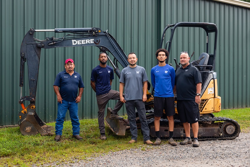 Seagraves Plumbing Septic and Sewer