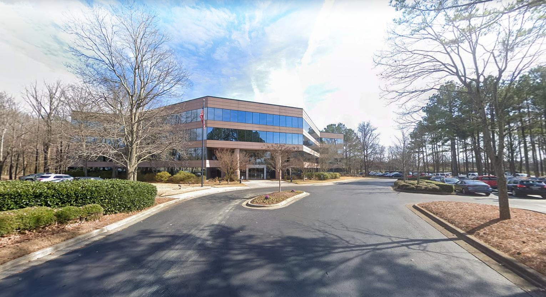 Street view of Tec-Masters, Inc. headquarter office building in Huntsville, AL