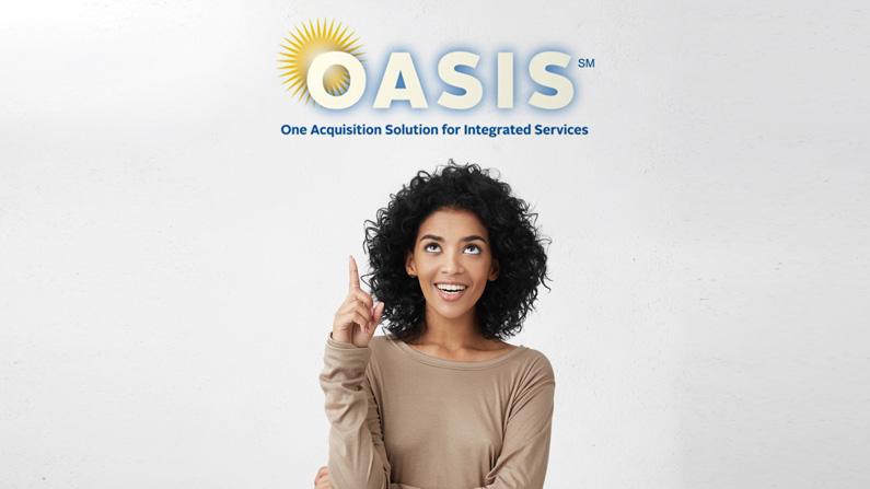 OASIS SB Pool 4 Contract Awardee