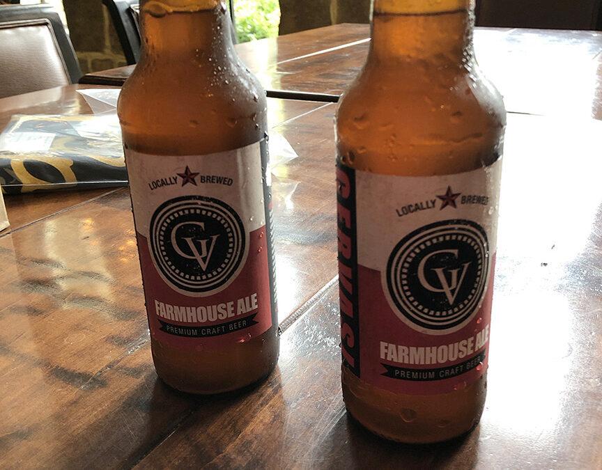Gervasi Farmhouse Ale