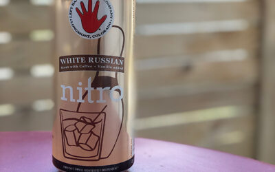 Left Hand Brewing White Russian White Stout