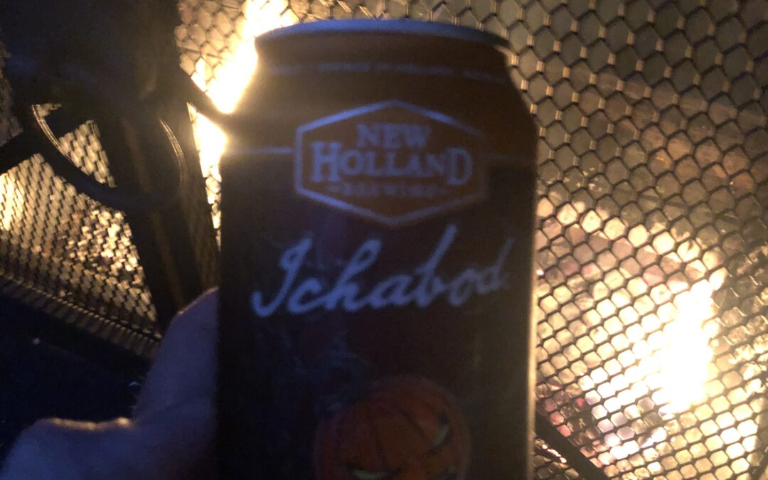 New Holland Brewing Ichabod Pumpkin Ale