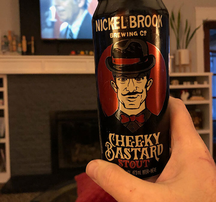 Cheeky Bastard-Nickel Brook Brewing Company