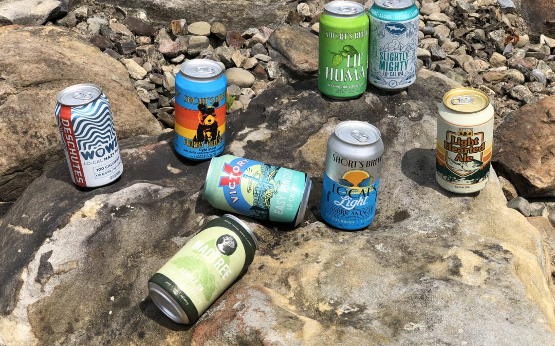Can a craft beer be healthy