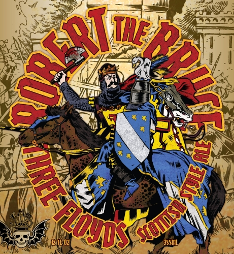 Robert the Bruce Scottish Style Ale from 3 Floyds
