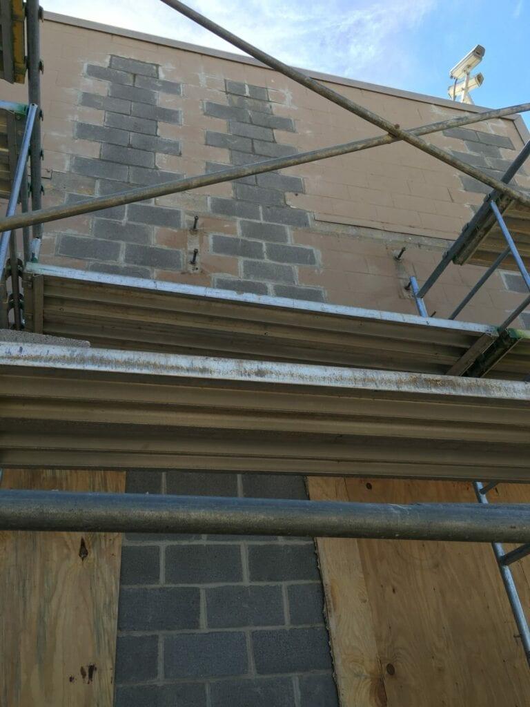 Structural repairs (2)