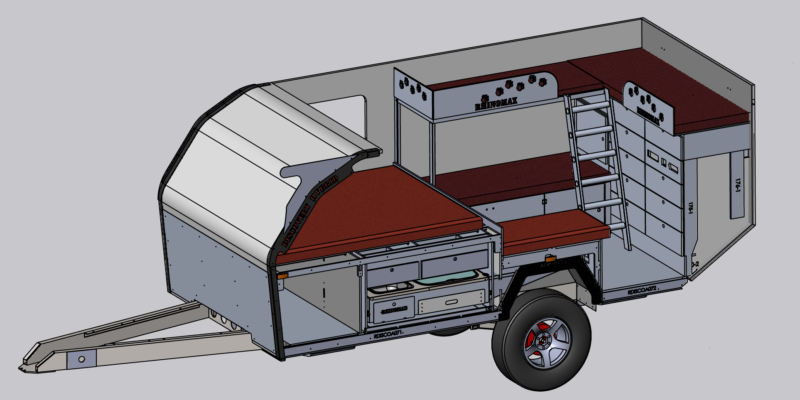 Discovery 3 bunk model layout Website image