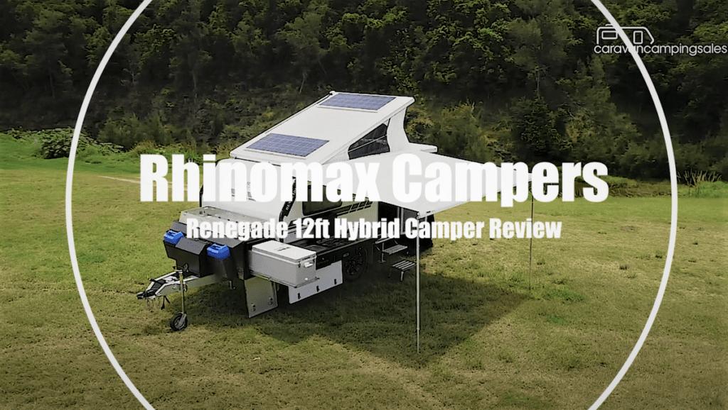 Rhinomax Renegade Hybrid Camper