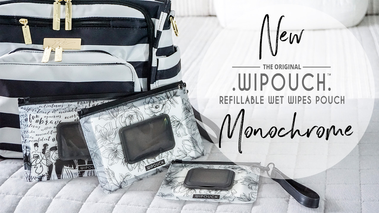 NEW WIPOUCH Monochrome Prints!