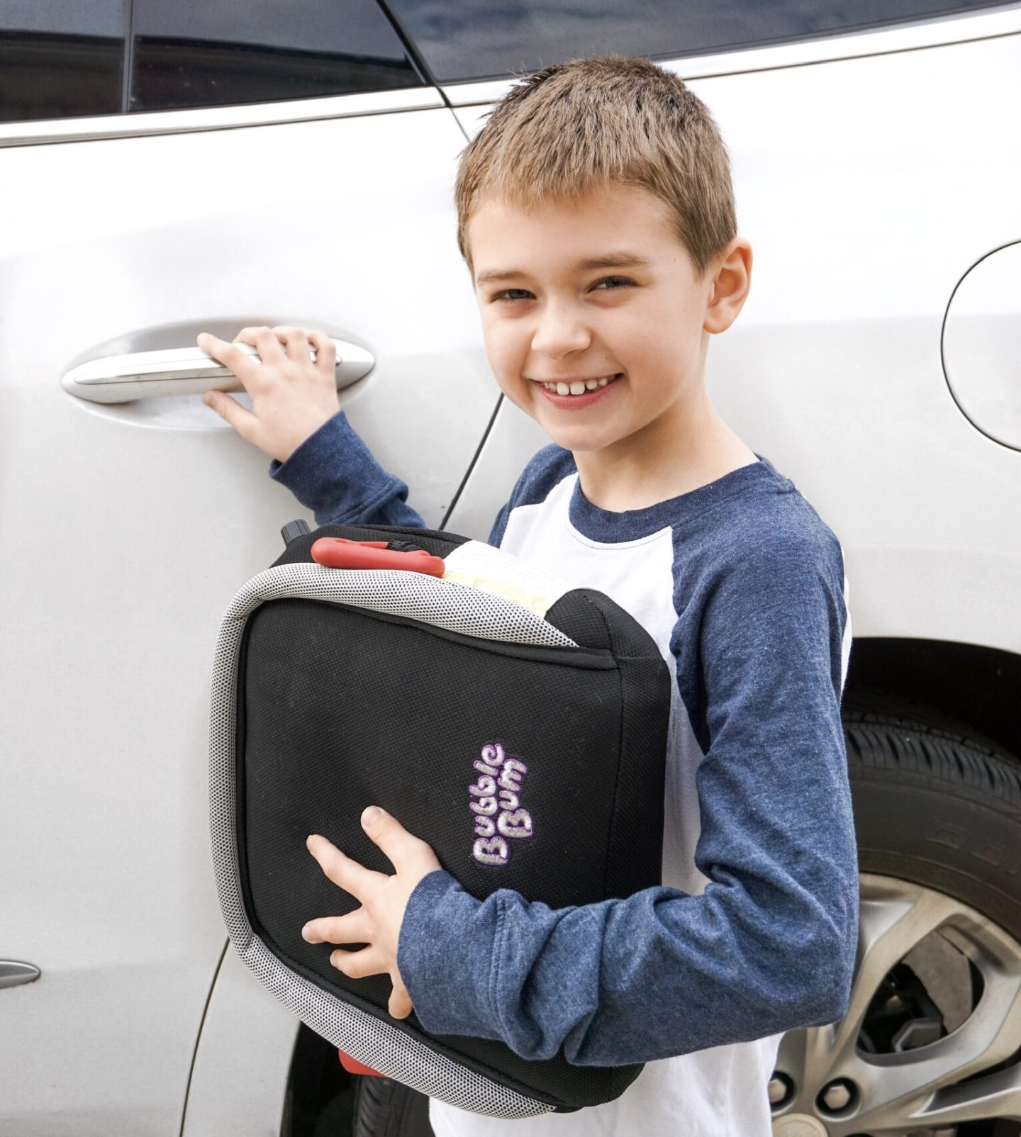 BubbleBum Inflatable Car Booster Seat Giveaway!