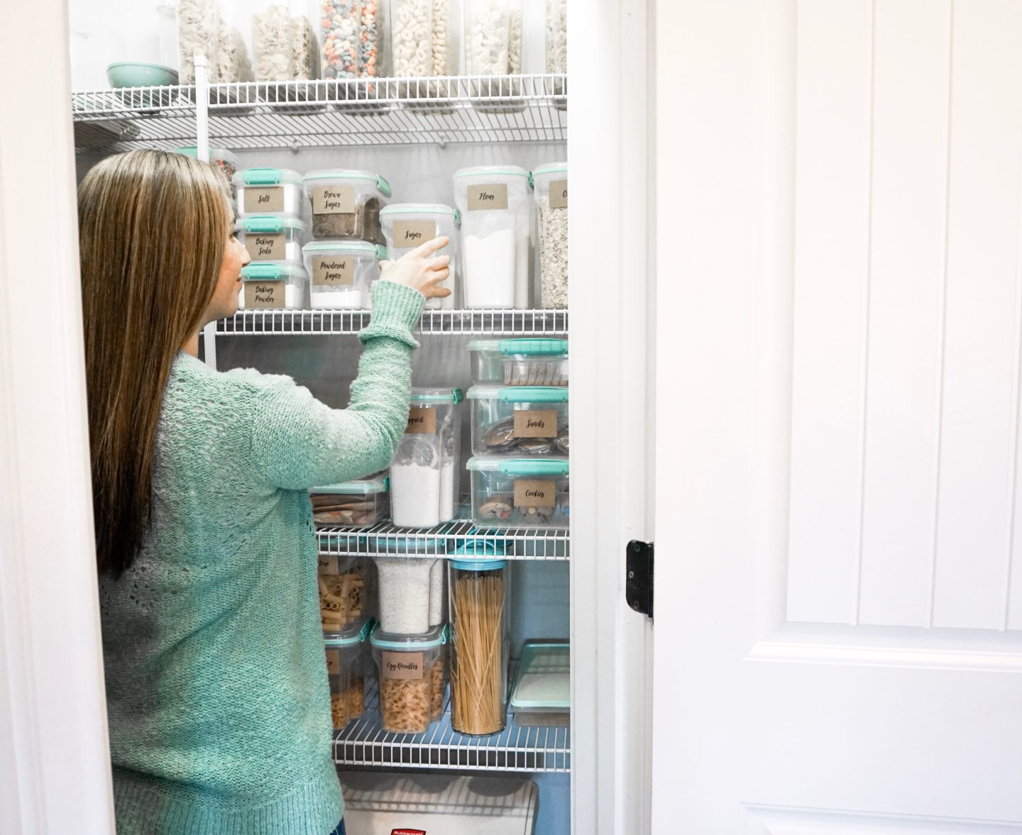 How I Organize My Pantry | Before & After!