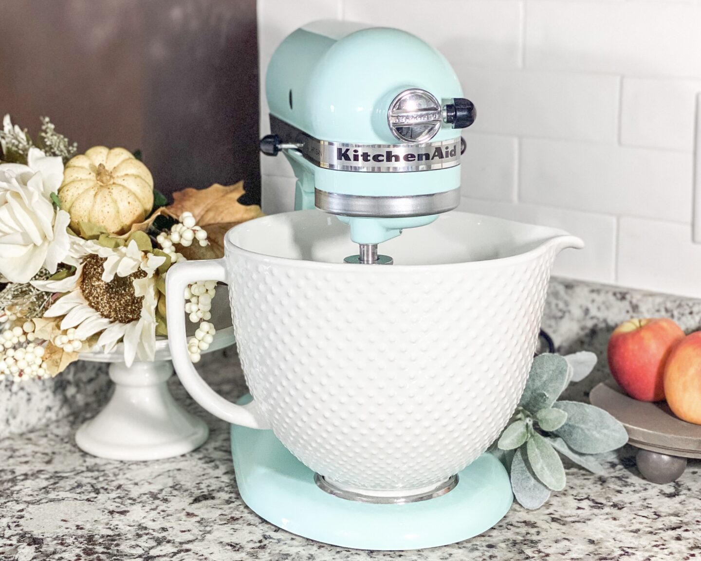 KitchenAid Hobnail Bowl Unboxing, Review, & My Current Bowl Collection!