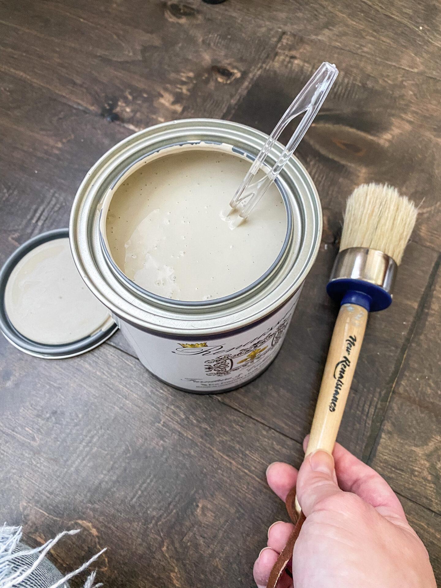 renaissance furniture paint