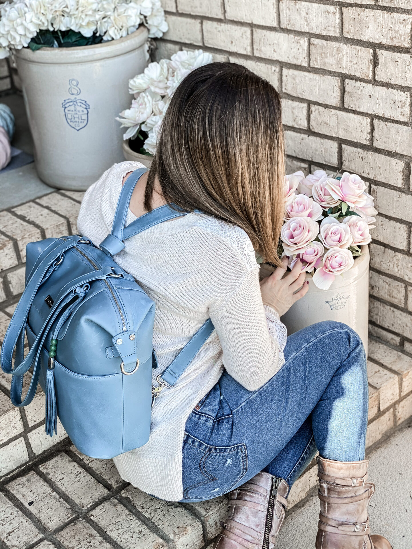 Backpack style Lily Jade Shaylee.