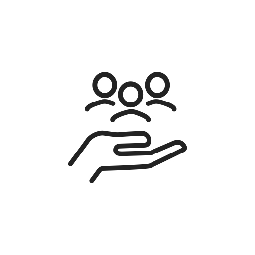 bigstock-Service-Offer-Line-Icon-Team--237548956