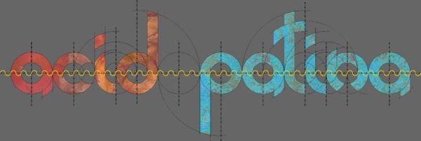 acid patina logo
