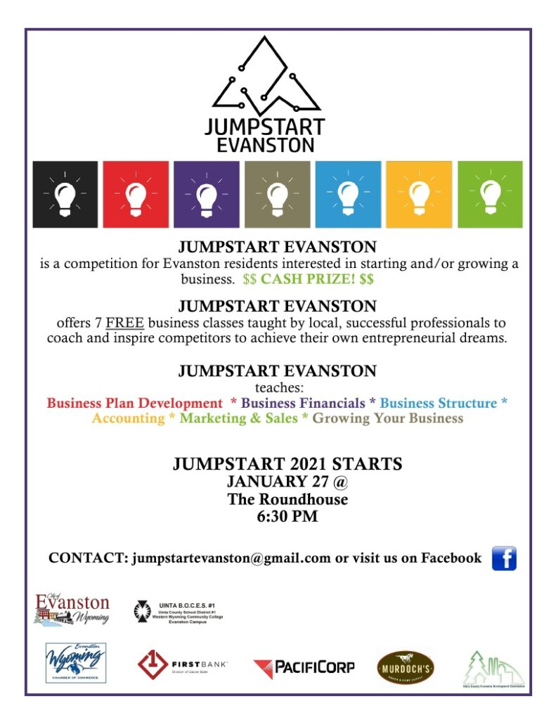 Jumpstart Evanston 2021