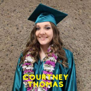 Courtney Thomas: ABE