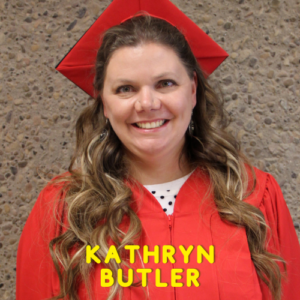 Kathryn Butler: Associates from Western Wyoming Community College