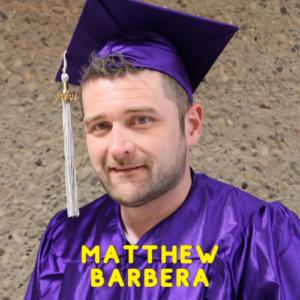 Matthew Thomas Barbera: Ready to Work Program