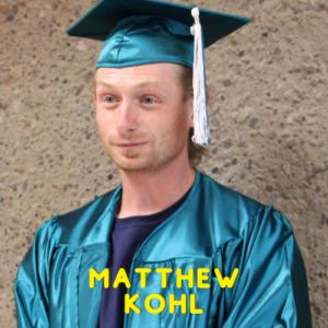 Matthew Kohl: ABE