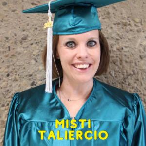 Misti Taliercio: ABE