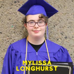 Mylissa Longhurst: BOOST Honors