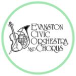 Icon Logo for Evanston Civic Orchestra & Chorus