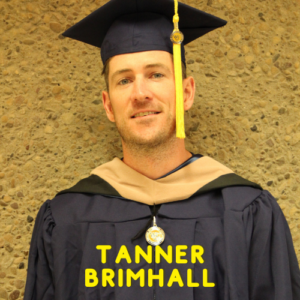 Tanner Brimhall: MBA from WGU