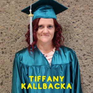 Tiffany Kallbacka: ABE