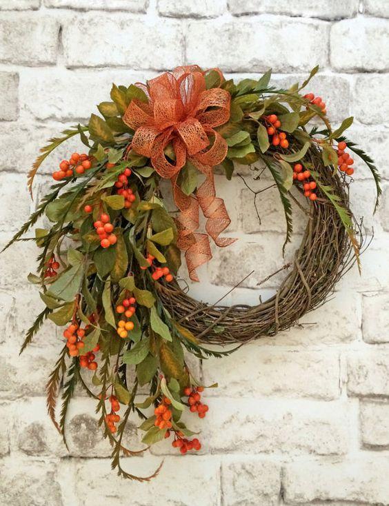 fall-wreath-orange