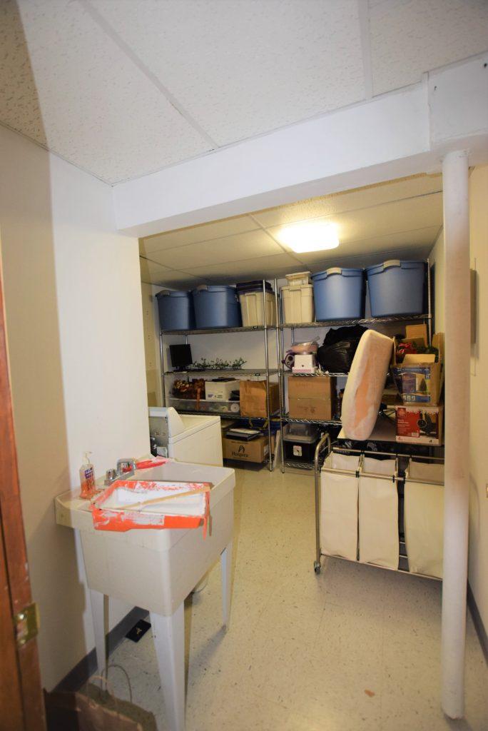 ultiity room