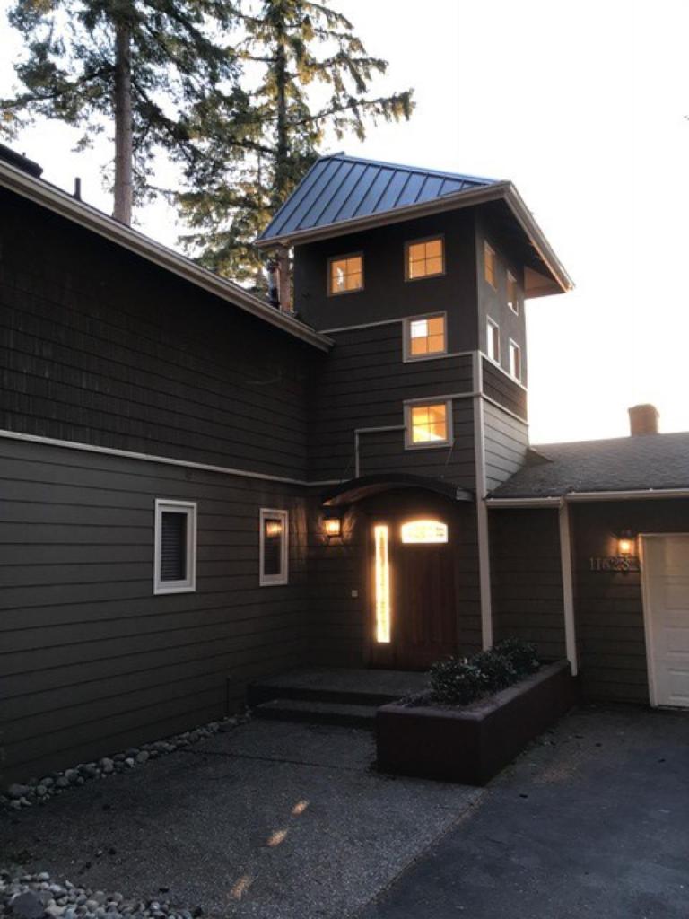dream home exterior