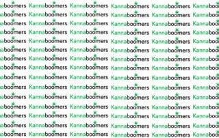 Kanna Boomers Precision Plant Molecules