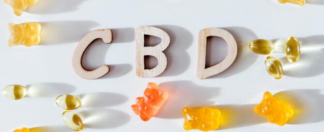 Cannabinoid Gummies to the Rescue! CBN, CBC, CBG, THCV