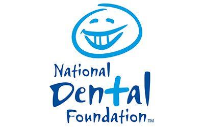 National Dental Foundation logo