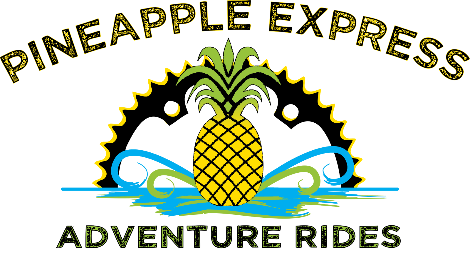 Pineapple Express- logo-outlined